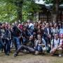 Photo de groupe avec ma classe et celle de TokyoDecadence