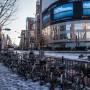 Shinjuku sous la neige